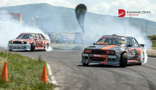 Sporturi cu motor. Drifturi şi adrenalină, la Constanţa - campionatulnationaldrift2016-1492711491.jpg