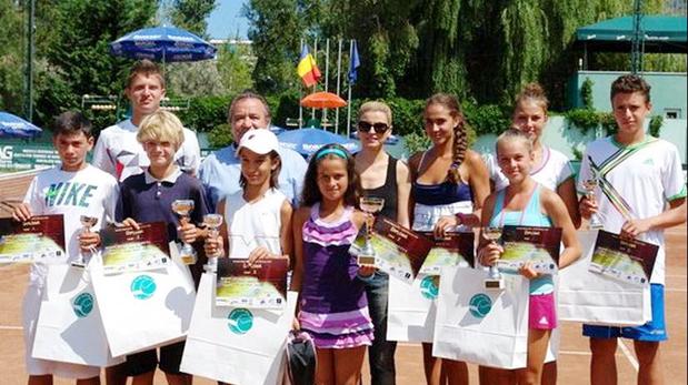 Campionii turneelor de la Idu Mamaia