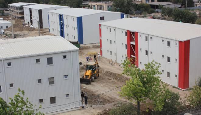 """Foto: Se măreşte campusul social """"Henri Coandă"""". Cine se va muta în noile blocuri?"""