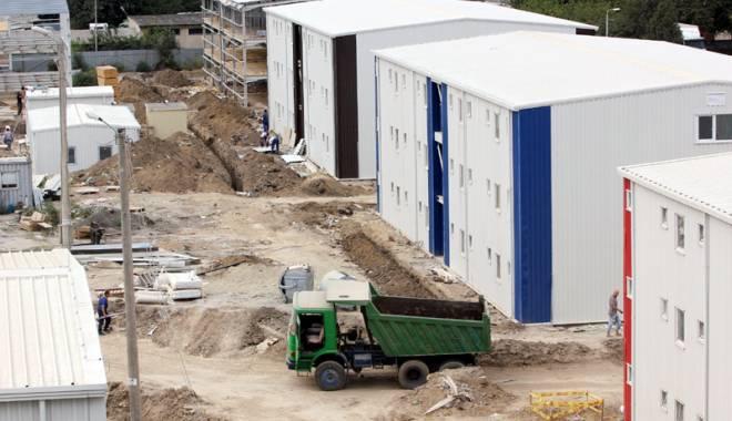 Foto: Primăria Constanţa investeşte 7,5 milioane euro în extinderea cartierului Henri Coandă