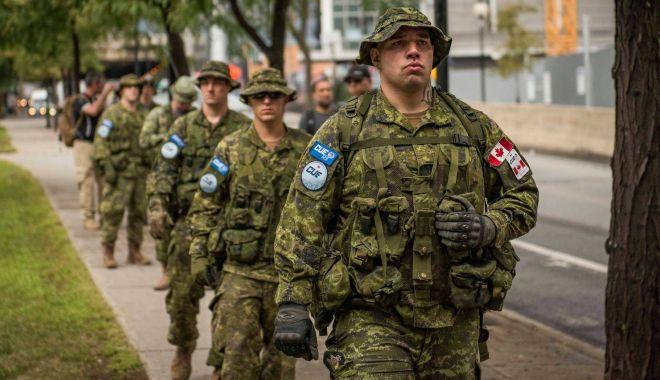Foto: Canada îşi prelungeşte misiunile militare în Ucraina şi Irak