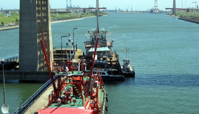 Foto: Canalul Dunăre - Marea Neagră a împlinit 32 de ani de la deschiderea oficială