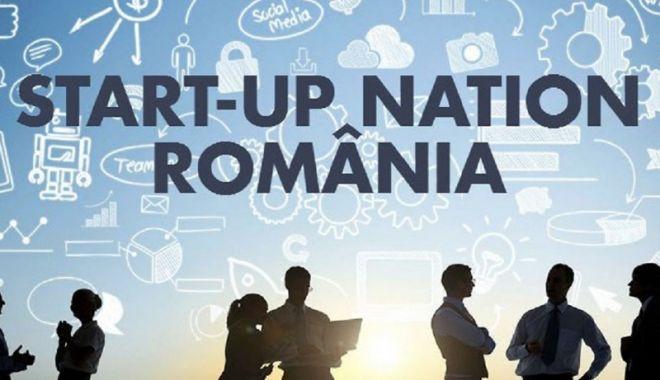 Foto: Când se deschide aplicaţia pentru înscrierea în programul Start-Up Nation 2018