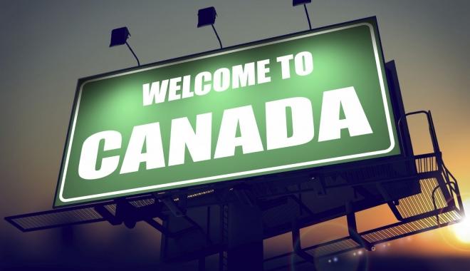 Foto: Canada a anunţat OFICIAL ridicarea vizelor pentru români şi bulgari