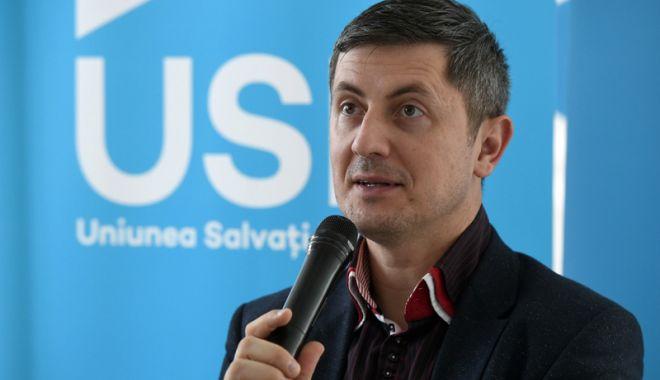 Foto: USR își va desemna candidații la europarlamentare prin vot democratic