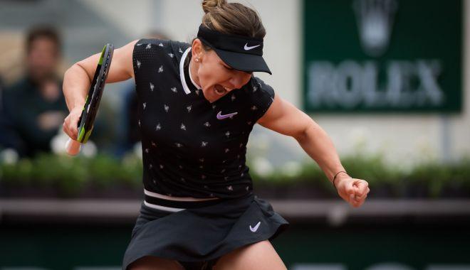 Foto: Simona Halep, prima reacţie după eliminarea-şoc de la Roland Garros 2019