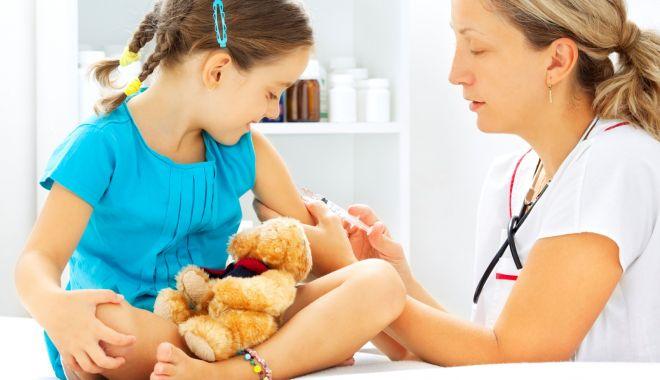 Foto: Când nu puteţi vaccina copiii
