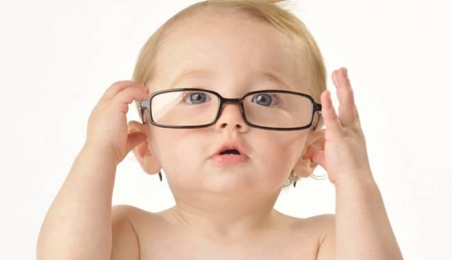 Foto: Când suspectăm  o cataractă la copil