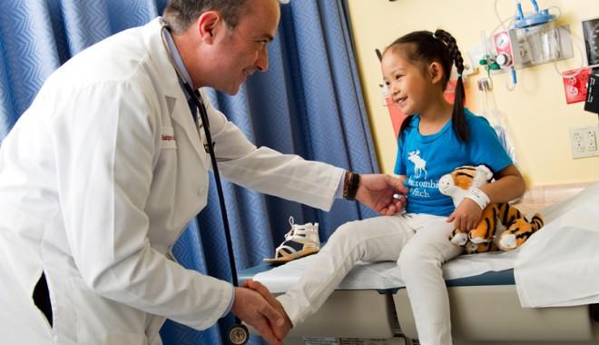 Foto: Când va avea Constanţa un spital pentru copii