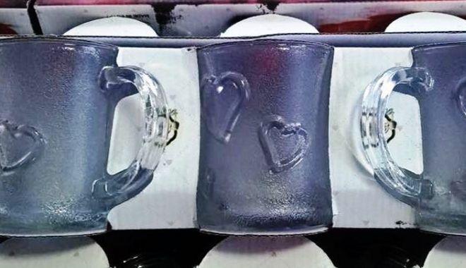 Foto: Căni contrafăcute, confiscate la Constanţa