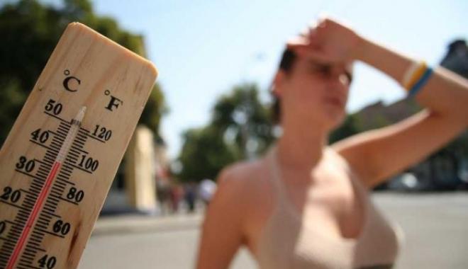 Foto: ANM. Vreme călduroasă, astăzi, la Constanţa. Cum va fi mâine