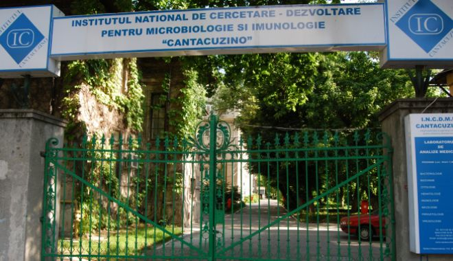 Foto: A fost aprobată investiţia de aproape 19,7 milioane de lei pentru reabiltarea blocului operator al Spitalului Cantacuzino