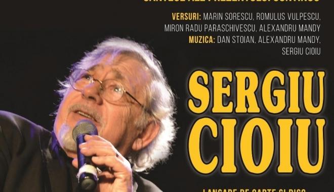 Foto: Sergiu Cioiu donează banii de pe concert unui proiect cultural