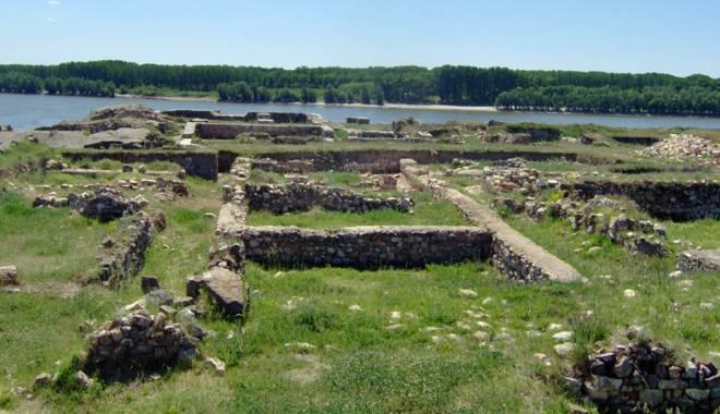 Foto: Galerie foto. Cetăţile dobrogene Carsium şi Capidava, în atenţia UNESCO