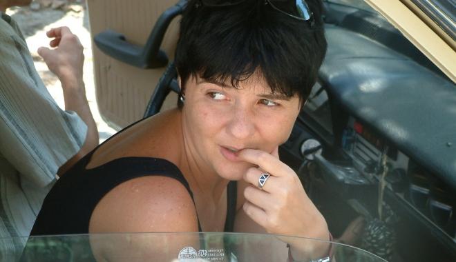 GALERIE FOTO. Georgiana Voineagu, o viață dedicată presei - capidavaruinegeorgianagf4-1466937300.jpg