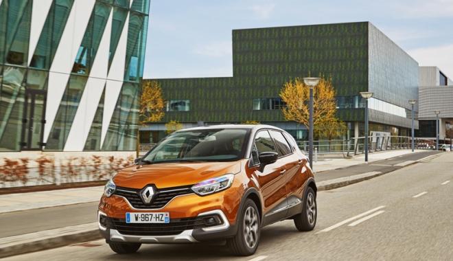 Foto: Noul Renault Captur se lansează  în România