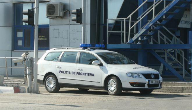 Foto: Trei autoturisme de lux semnalate ca fiind furate, descoperite la Constanţa