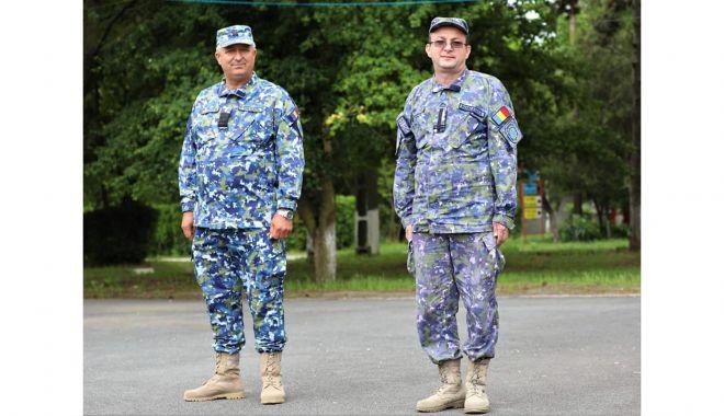Militari apreciați de la Poligonul Capu Midia, la final de carieră - capumidia22-1622657034.jpg