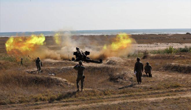 De șapte decenii, militarii se antrenează în Poligonul Capu Midia - capumidiapoligonaniversare1-1617368581.jpg