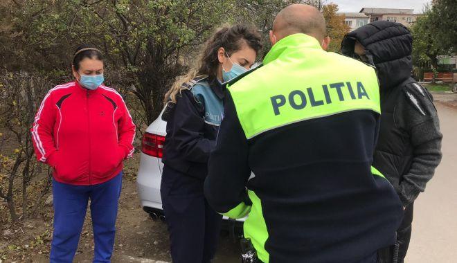 Câte amenzi aplică polițiștii, într-o singură zi, celor care nu respectă carantina - carantinasanctiuni-1606504005.jpg