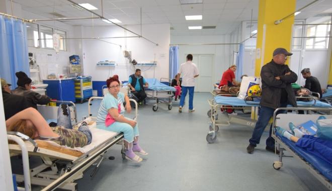 Foto: Pacienţii care ajung la Urgenţă trebuie să aibă cardul de sănătate la ei