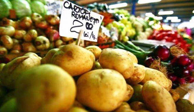 Foto: Care este proveniența reală a fructelor și legumelor pe care le mâncăm?