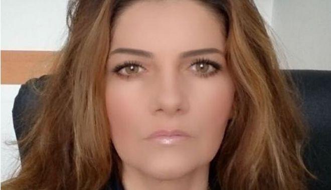 Foto: Carmen Alecu, noul secretar general adjunct al Organizației Femeilor Liberale