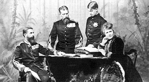 Foto: Inedit. Prima vizită a lui Carol I la Constanţa, în 1879. Cum a fost primit la Kustendje
