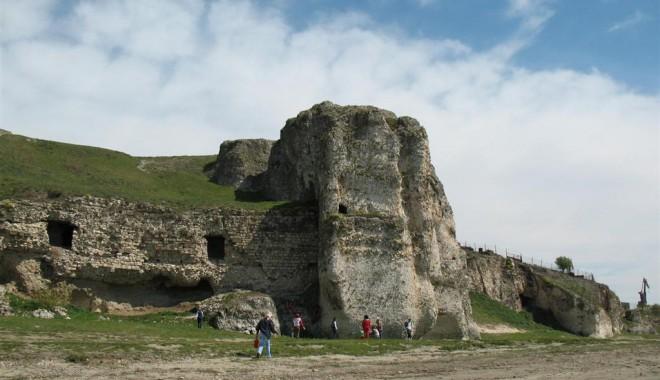 Foto: Porţi deschise la Cetatea Carsium