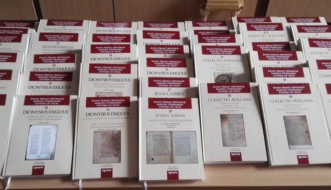 Foto: Peste 100 de volume religioase vor fi lansate, la Constanţa