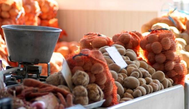 Foto: Cumperi cartofi? Trebuie să ştii asta