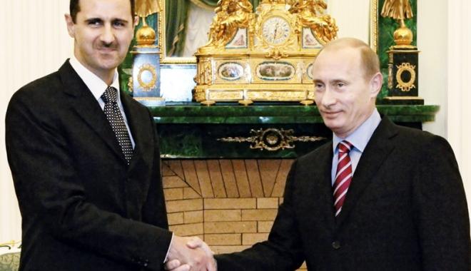 """Foto: Casa Albă: """"Protecția oferită de Rusia regimului Al-Assad, revoltătoare"""""""