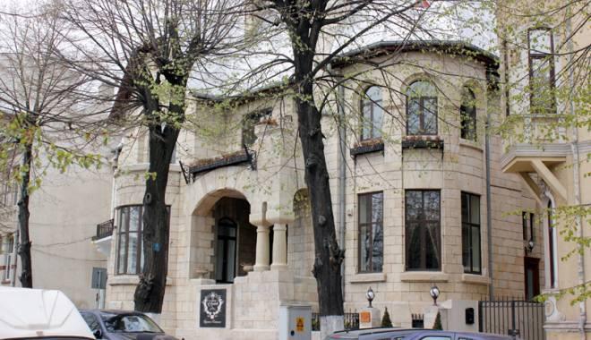 Foto: Bijuteriile arhitecturale ale Constanţei. Povestea Casei Cănănău
