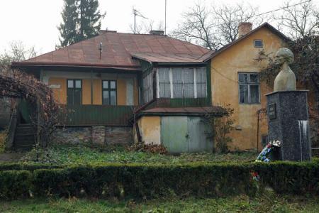 Foto: Casa lui Eminescu, reabilitată cu banii statului român