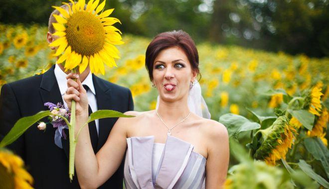 Foto: Căsătorie după prima tinereţe