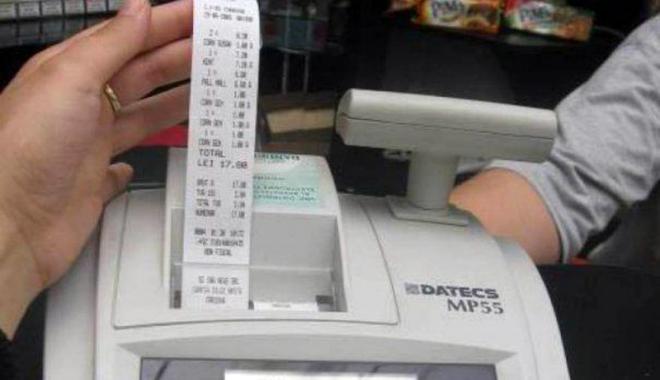 Foto: Casele de marcat vor avea un registru naţional electronic