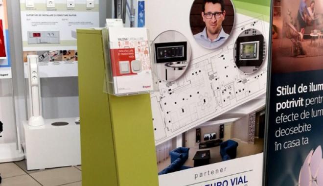 Foto: Casele inteligente, la Constanţa. Cele mai bune sfaturi şi preţuri, prezentate de specialistul de la Solem Electric SRL
