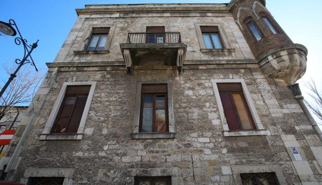 Foto: Casele istorice reabilitate, scutite de impozit local