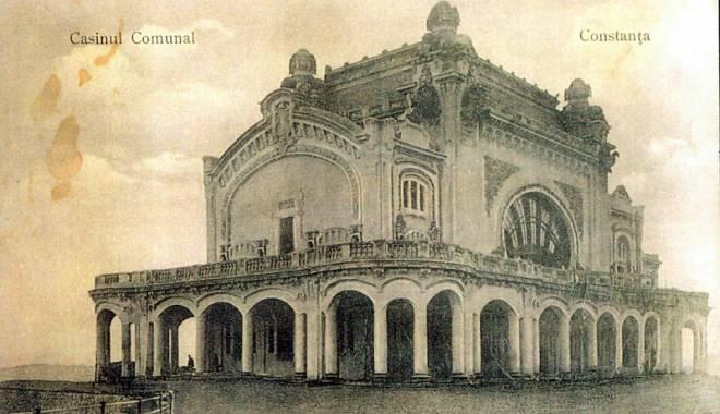 Foto: Cum atrăgea odinioară Cazinoul  din Constanţa lumea bună a Europei