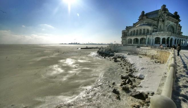 Foto: Cum se anunţă iarna aceasta la Constanţa. VEZI PROGNOZA METEO PE TREI LUNI
