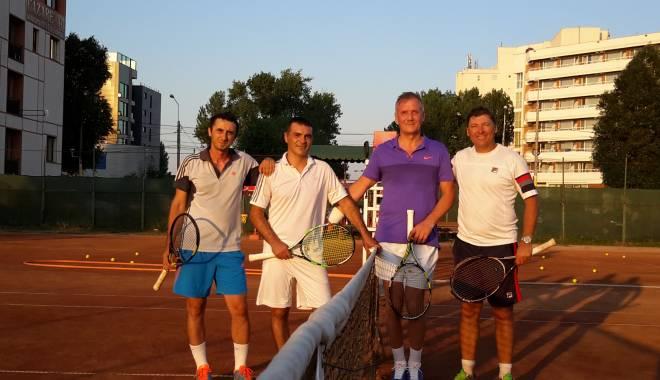 Foto: Câștigătorii Cupei Ziua Marinei la Tenis