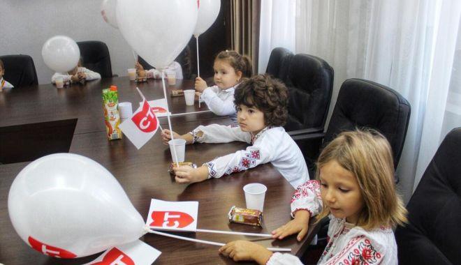 Foto: Copii din Constanța, în vizită la Primărie!