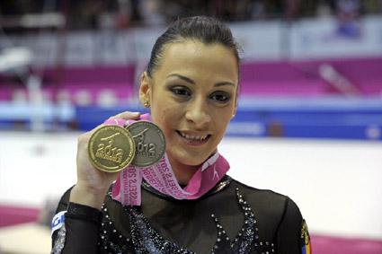 Cătălina Ponor s-a retras din gimnastică cu 5 medalii olimpice
