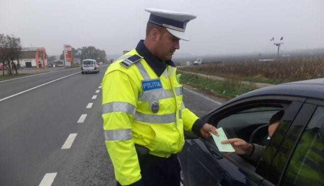 Foto: Câtă inconștiență! Dosare penale pentru șoferii beți prinși la volan