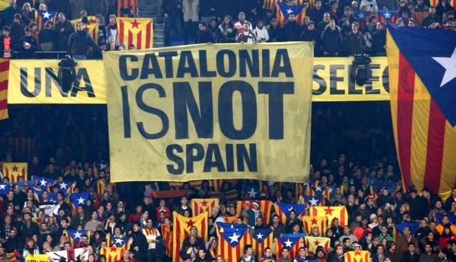 Foto: Spania suspectează Rusia și Venezuela de ştiri false privind Catalonia