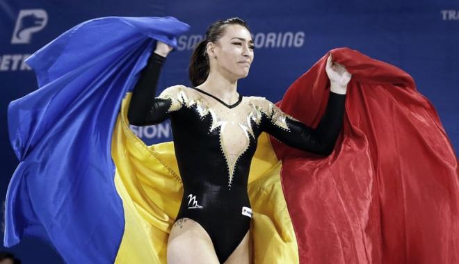 Foto: Cătălina Ponor, ultimul start la Memorialul
