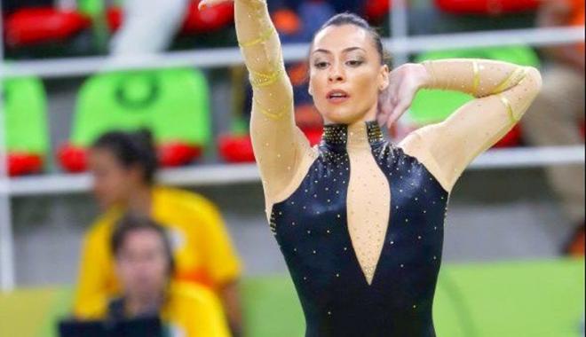Foto: Cătălina Ponor  şi Andreea Bogati,  în topul FR de Gimnastică