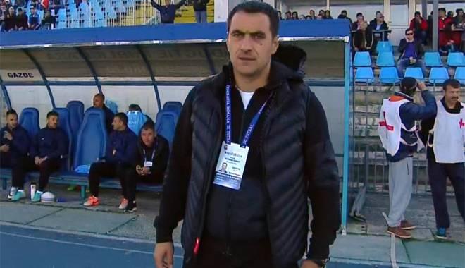 Foto: Fotbal: Săgeata a reziliat contractele celor trei antrenori