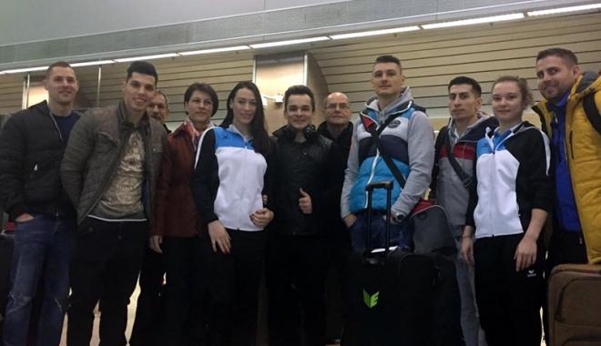 Foto: Cătălina Ponor va participa la etapa de Cupă Mondială, de la Baku