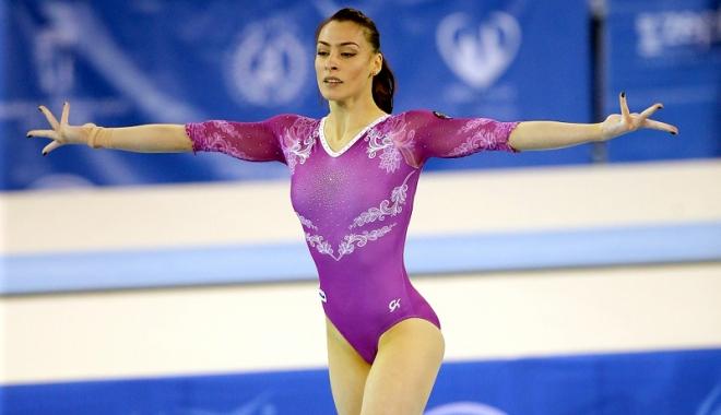 Foto: Cătălina Ponor, nominalizată printre cele mai valoroase sportive ale anului 2017